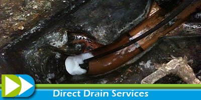 Drain cleaning and unblocking in London