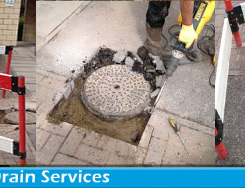Replacing Manhole Covers in Heritage Wharf